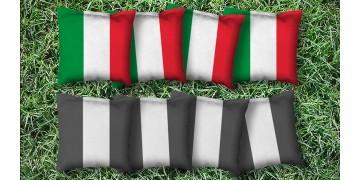 The Italians - 8 Cornhole Bags