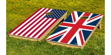 The Brits and Mericas w/bags