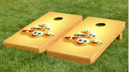 The Emoji's w/bags