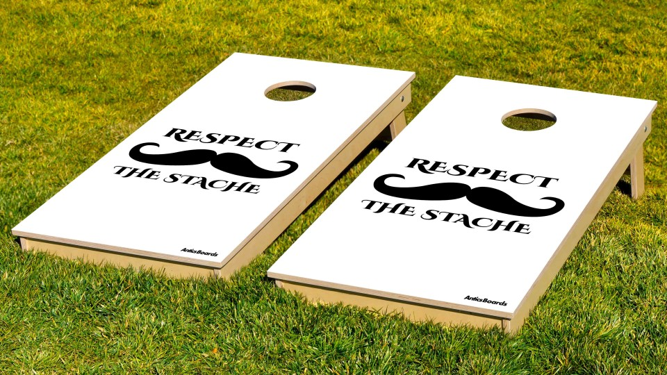 The Staches w/bags