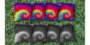 The Far Outs - 8 Cornhole Bags