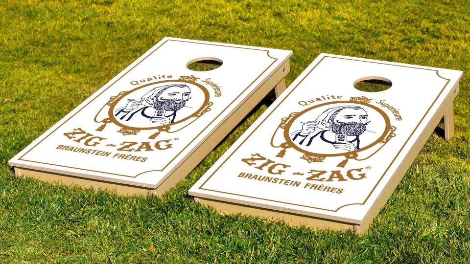 The Zig Zags w/bags