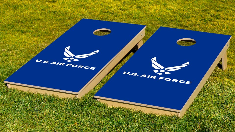 The Air Forces w/bags