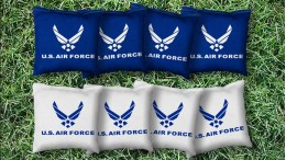 The Air Forces - 8 Cornhole Bags