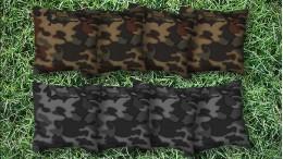 The Deerstalkers - 8 Cornhole Bags