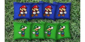 The Nintendoes - 8 Cornhole Bags