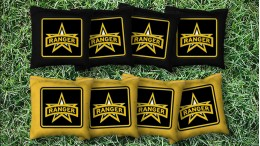 The Rangers - 8 Cornhole Bags