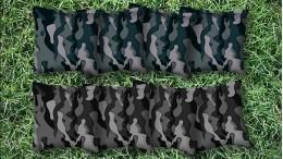 The Smoke Screens - 8 Cornhole Bags