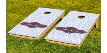 The Marriage Chevrons w/bags