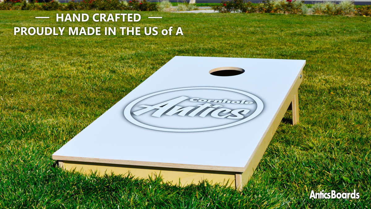 AnticsBoards Cornhole Boards