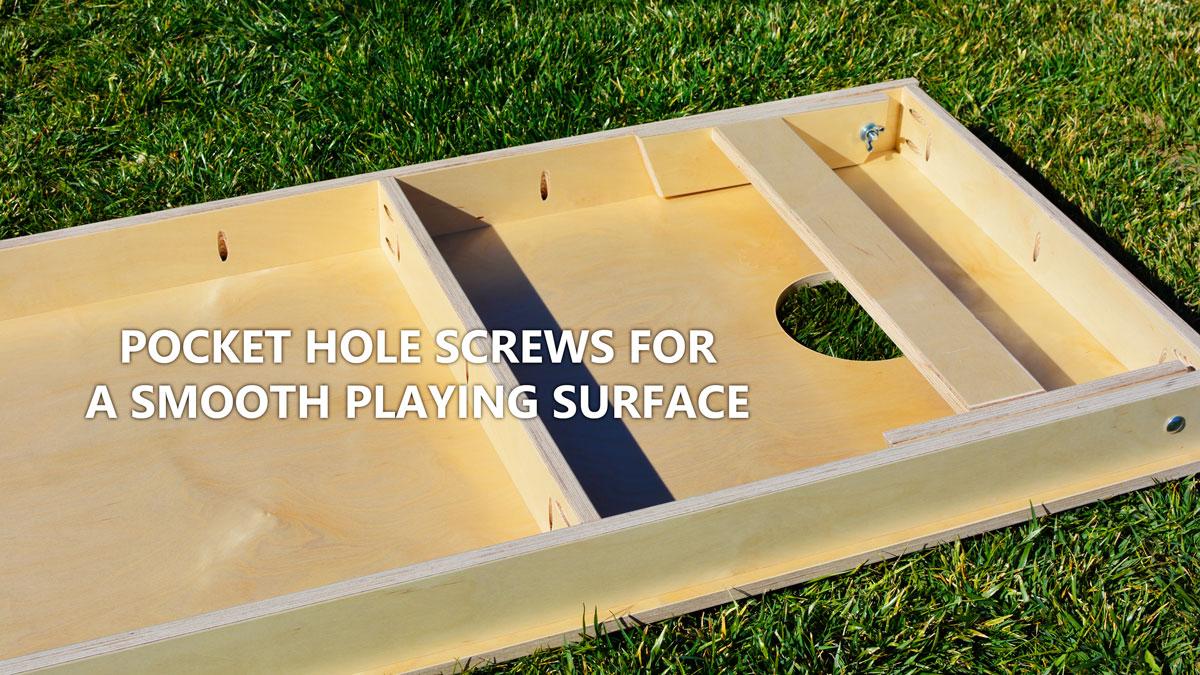AnticsBoards Pocket Hole Screws