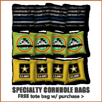 Specialty Cornhole Bags